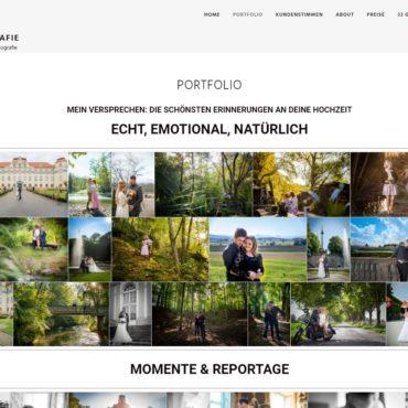 Mottografie.de ein Websiteprojekt der Medienagentur Lentz&Otto Webdesign