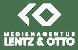Logo Medienagentur Lentz und Otto Website erstellen lassen